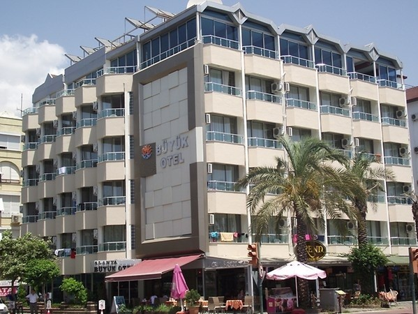 Alanya Büyük Hotel