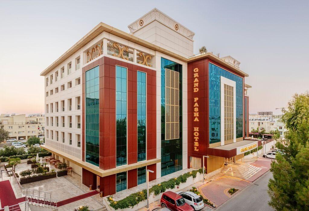 Grand Pasha Hotel & Casıno & Spa