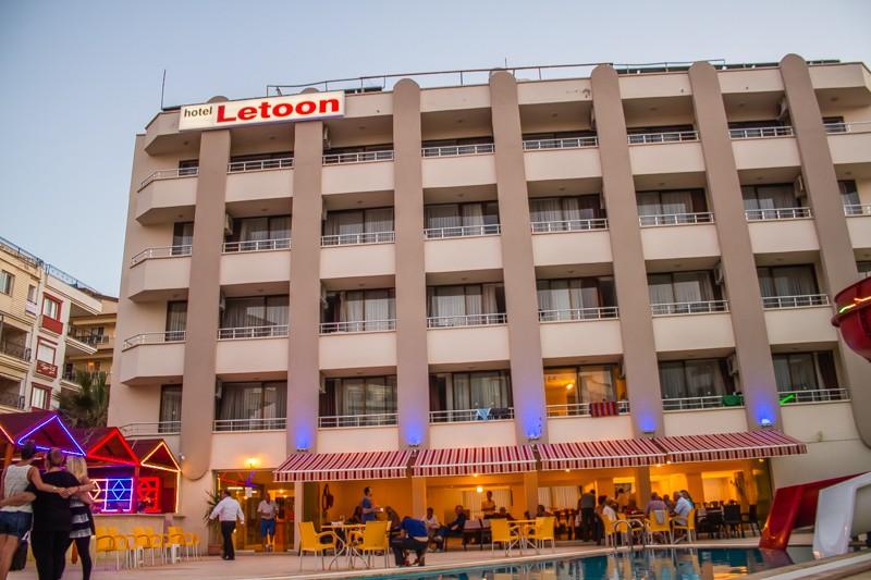 Letoon Plus Otel