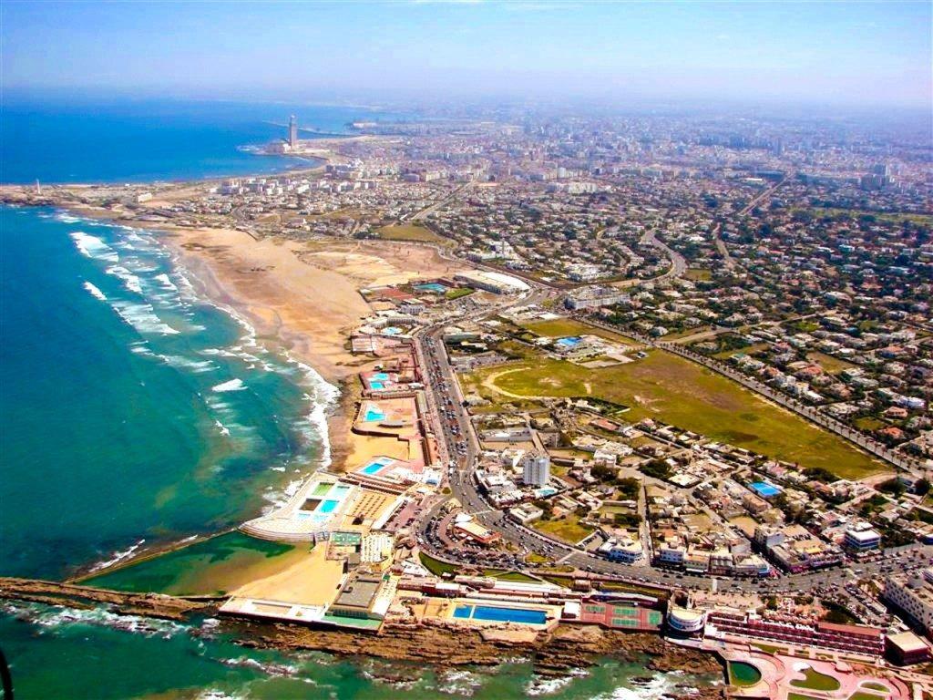 Marakeş Kazablanka 4