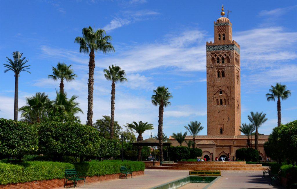 Marakeş Kazablanka 2