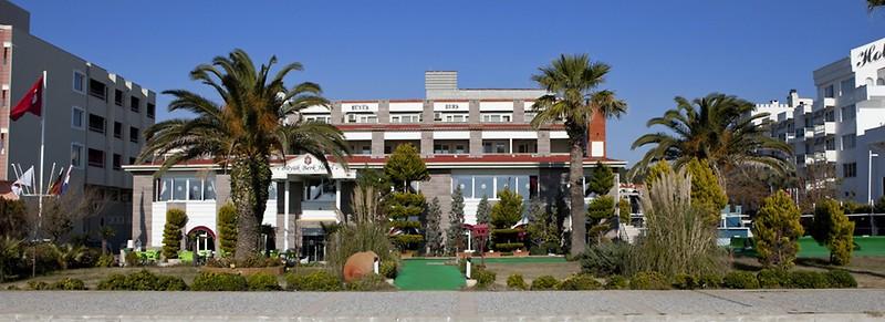 Büyük Berk Otel