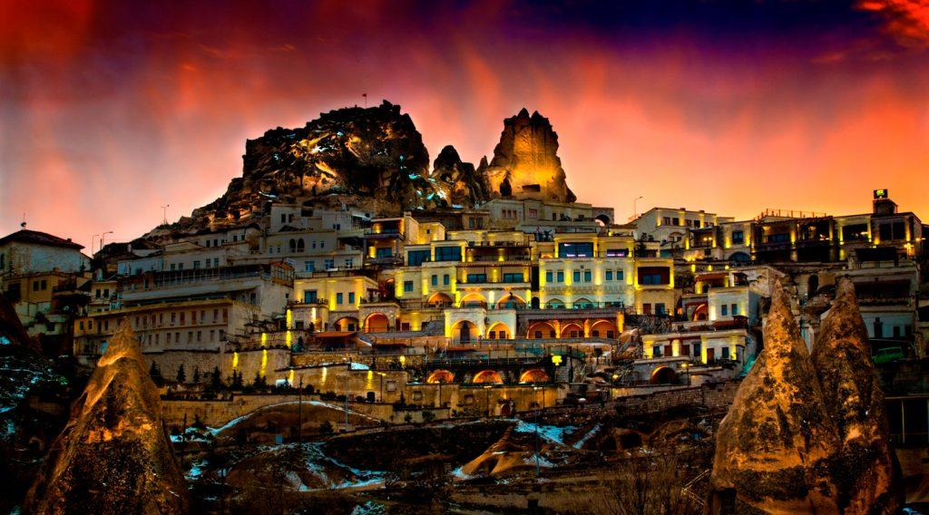 CCR Cappadocia Cave Resort & SPA
