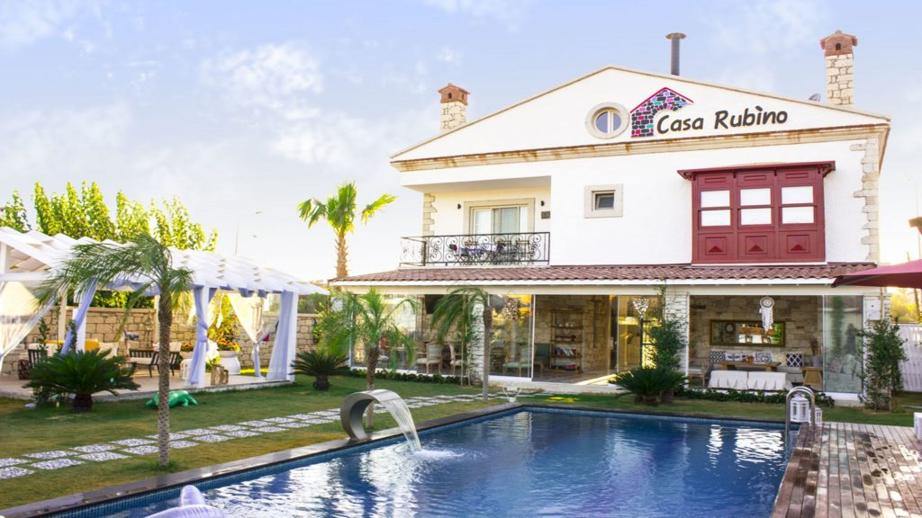 Casa Rubino Butik Otel Alaçatı
