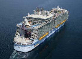 Harmony Of The Seas Batı Karayipler