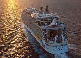 Allure Of The Seas ile Doğu Karayipler