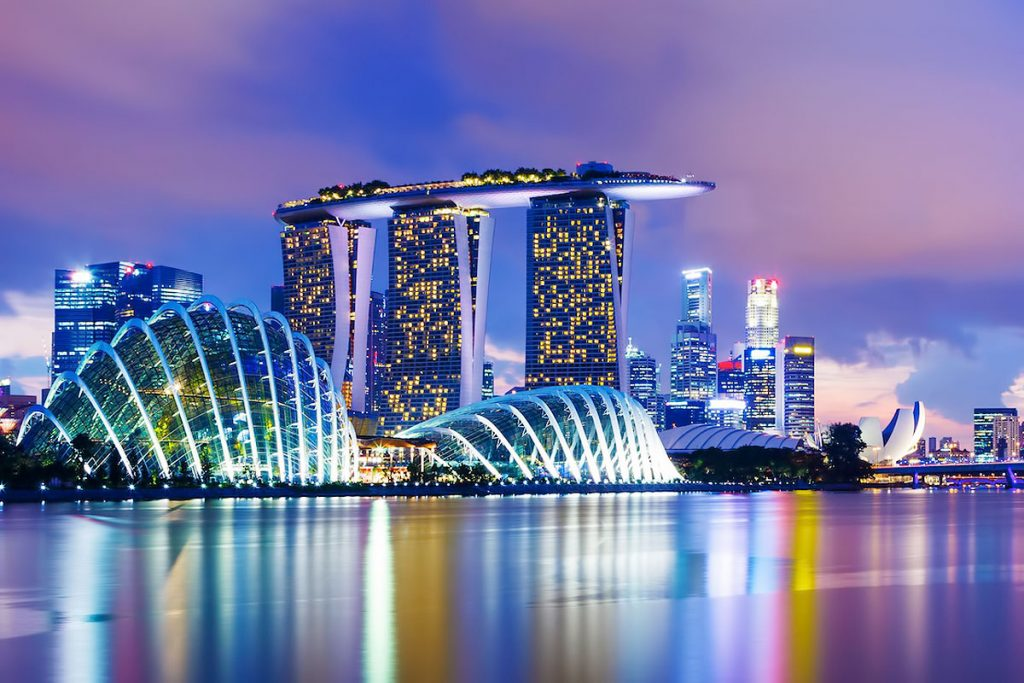 HONG KONG, BANGKOK, SINGAPUR