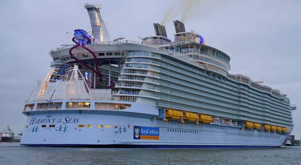 Harmony Of The Seas ile Batı Akdeniz
