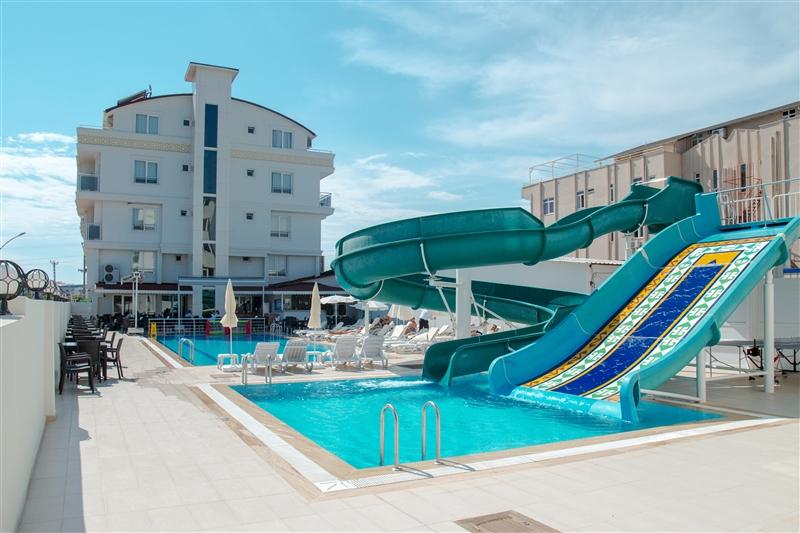 Sarp Otel Kadriye