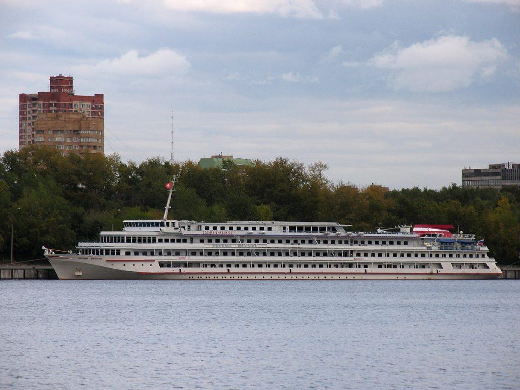MS Shaskov ile Volga
