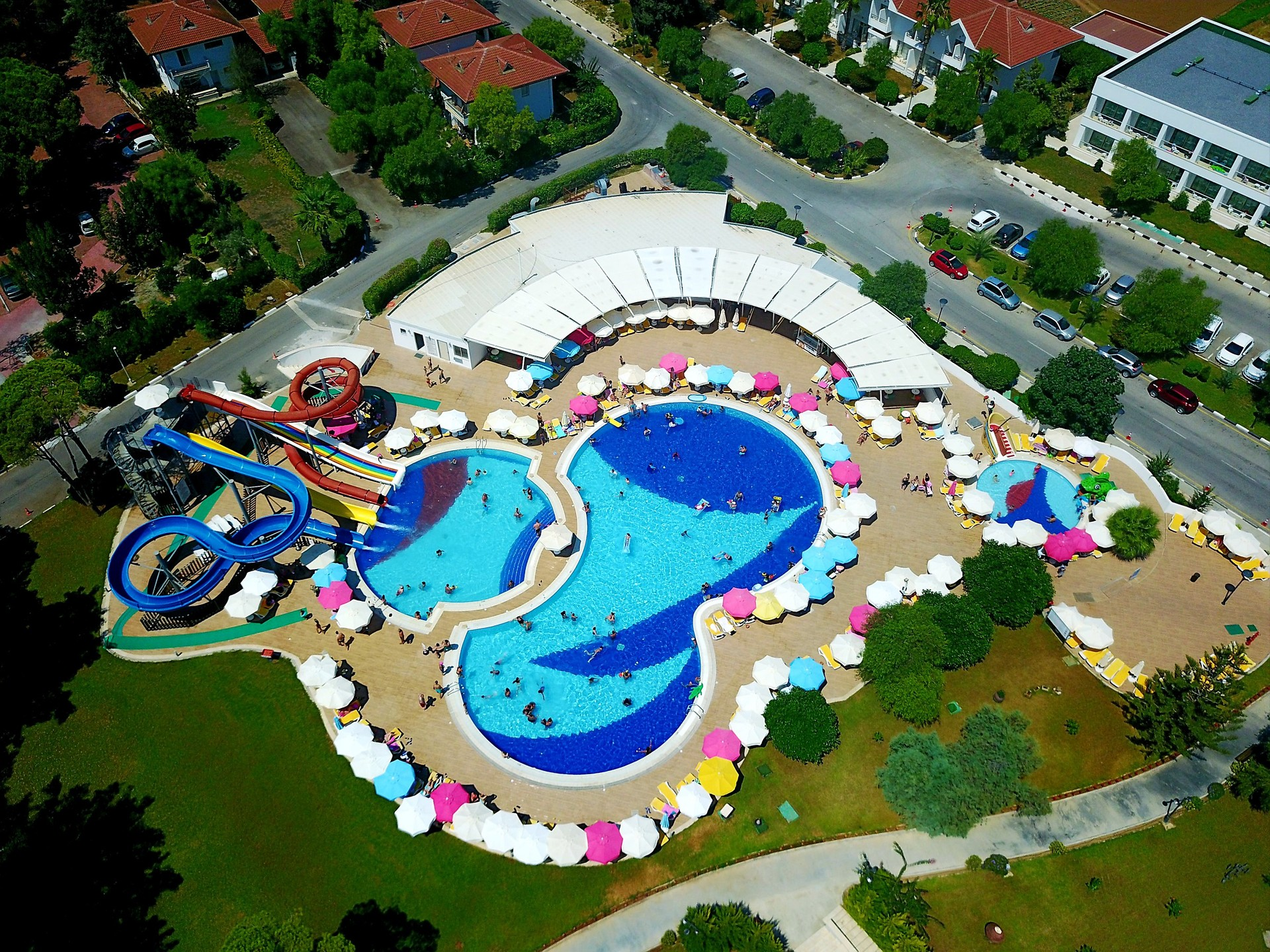 "Картинки по запросу ""salamis bay conti building park near aquapark"""