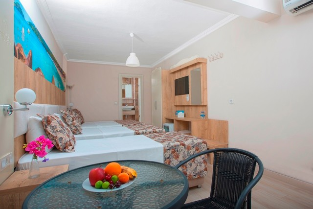 Akkan Beach Hotel Bodrum