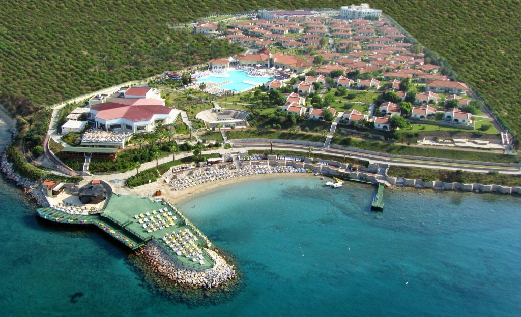 Adrina Beach Resort & Convention Center