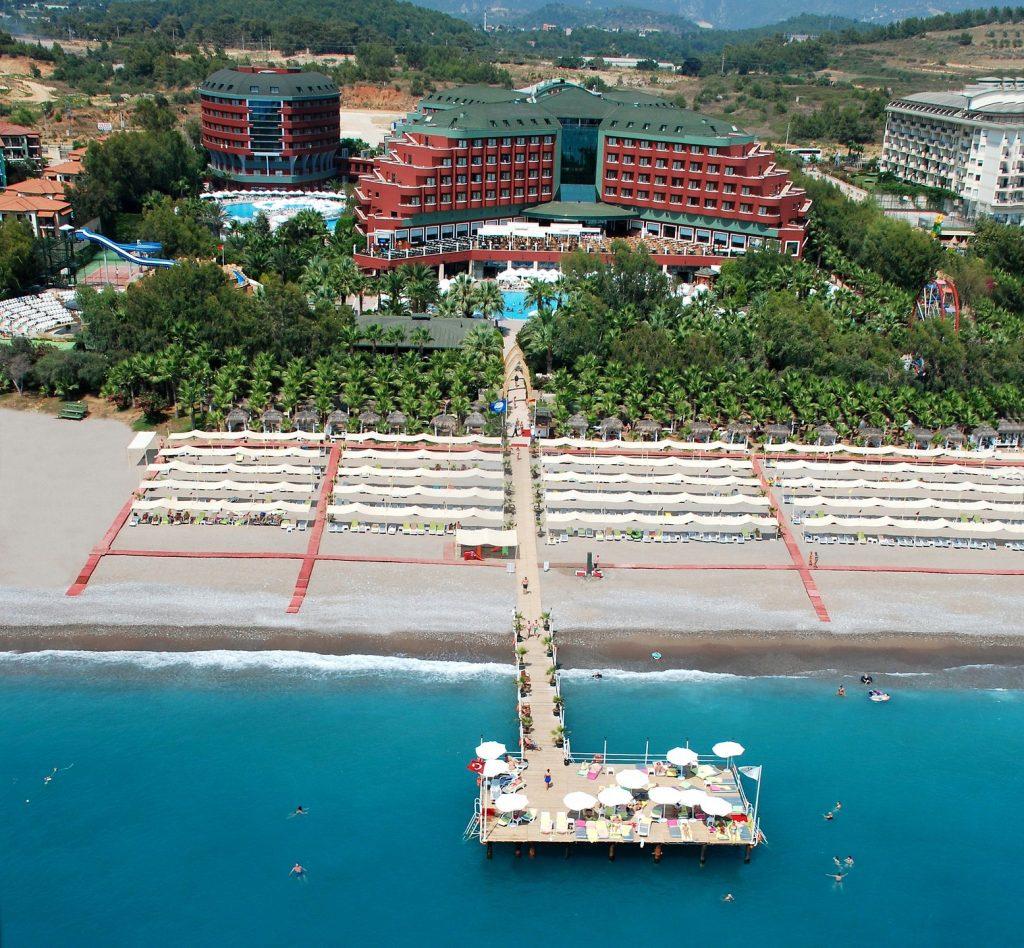 Delphin Deluxe Resort Alanya