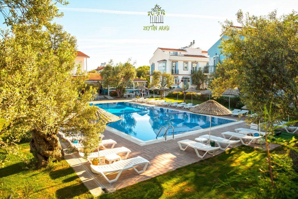 Zeytin Arası Taş Evler Apart & Hotel