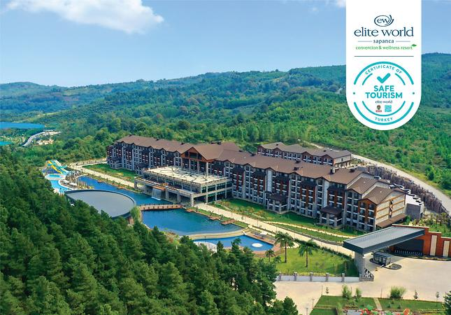 Elite World Sapanca Convention&Wellness Resort