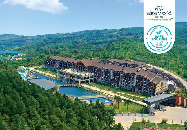 Elite World Sapanca Convention&Wellness Resort